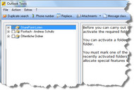 Outlook Tools screenshot